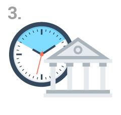 Prüfung des Bankenkredit für Genehmigung