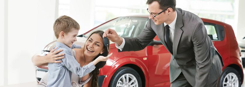 Autokredit Neuwagenfinanzierung